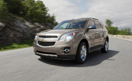 Chevrolet Equinox car insurance