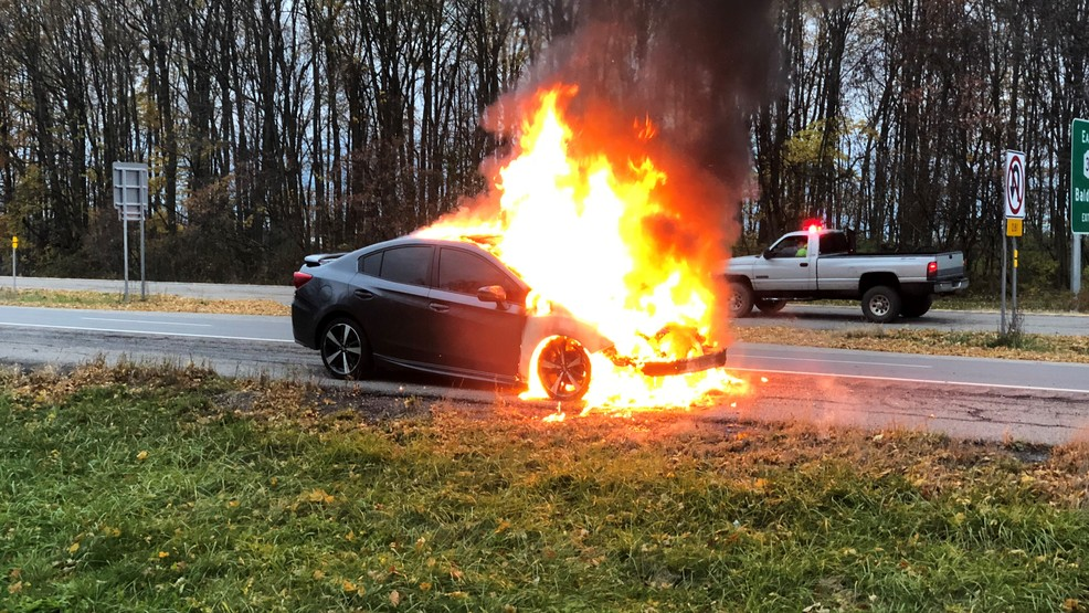 My Car Caught On Fire. Will My Insurance Cover It?