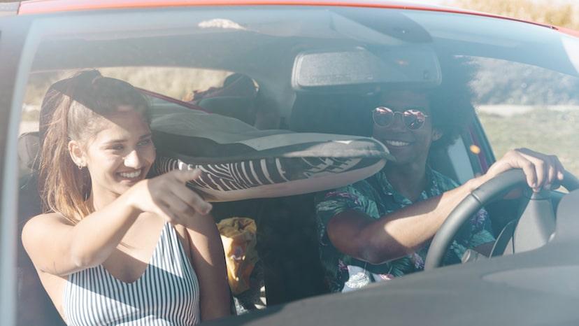 Driving Someone Else's Uninsured Car